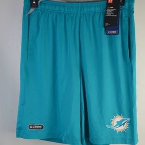 Miami Dolphins Under Armour NFL Men's Shorts 3XL